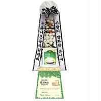 쌀화환2호(근조)